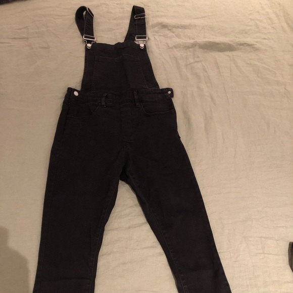 COPY - BLANKNYC skinny overalls